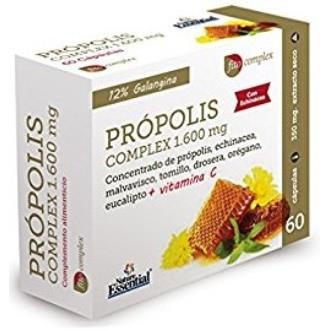 PROPOLIS COMPLEX 1600mg. 60cap.