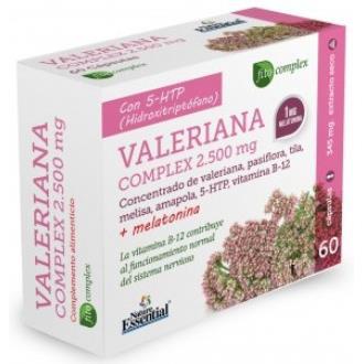 VALERIANA COMPLEX 2500mg. 60cap.