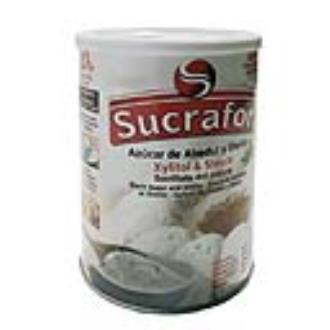 SUCRAFOR (azucar de abedul y stevia) 800gr