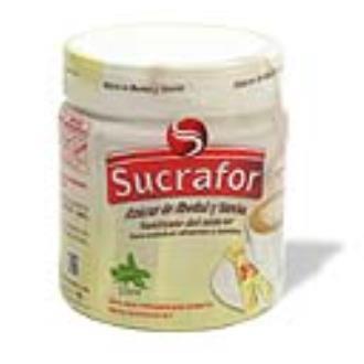 SUCRAFOR (azucar de abedul y stevia) 60sbrs.