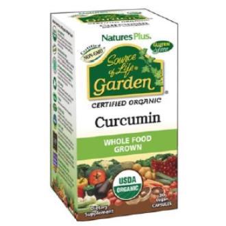 GARDEN SOURCE OF LIFE CURCUMIN 30cap.