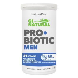GI NATURAL probiotic men 30cap.