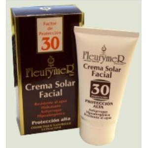CREMA SOLAR facial SPF-30 tubo 80ml.