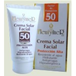 CREMA SOLAR facial SPF-50 tubo 80ml.