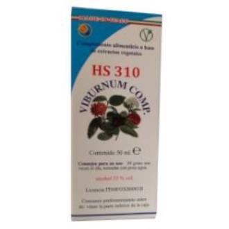 HS 310 VIBURNUM COMP. 50ml.