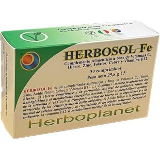 HERBOSOL Fe 30comp.
