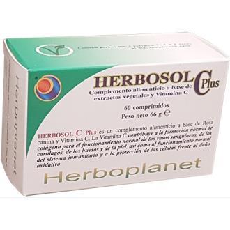HERBOSOL C PLUS 60comp.