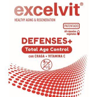 EXCELVIT DEFENSES+ 60cap.