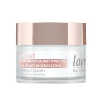 MY AGE crema facial de noche regenerante  50ml BIO