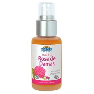 ACEITE VEGETAL rosa damascena 50ml.