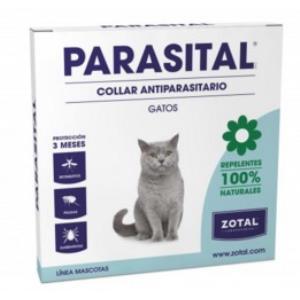 PARASITAL collar antiparasitario gatos**