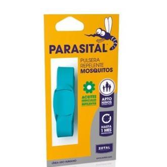 PARASITAL PRO repelentes naturales pulsera 1ud.