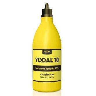 YODAL 1LITRO (Povidona yodada)