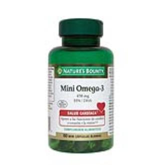 MINI OMEGA 3 450mg  EPA/DHA 60cap.