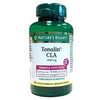 TONALIN CLA acido linoleico conjugado 60cap.