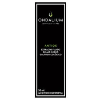 ANTIOX extracto ajo negro ECO 30ml. ONDALIUM