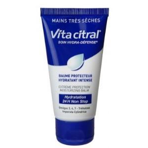 VITA CITRAL crema hidra-defensa para manos 30ml.