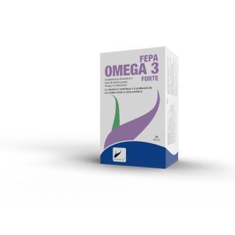 FEPA-OMEGA 3 FORTE 60perlas
