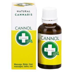 CANNOL aceite de baño y masaje 30ml.