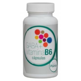 GABA + VIT. B6 60cap.