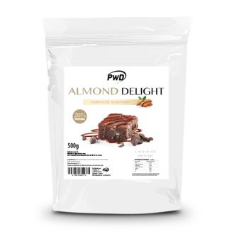 ALMOND DELIGHT chocolate brownie 500gr.