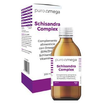 PURO OMEGA 3 SCHISANDRA COMPLEX 200ml.