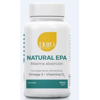 NATURAL EPA maxima absorcion 60perlas