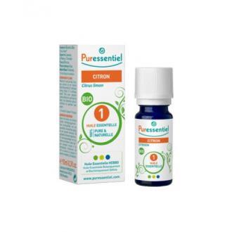 LIMON aceite esencial BIO 10ml.