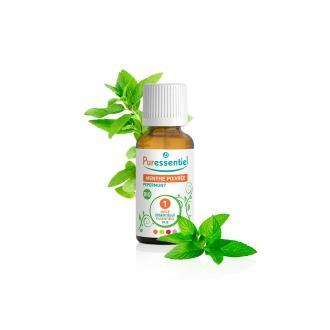 MENTA PIPERITA aceite esencial BIO 10ml.