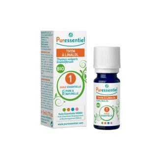 TOMILLO THYMOL aceite esencial BIO 5ml.