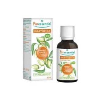 ALMENDRAS DULCES aceite vegetal BIO 30ml.