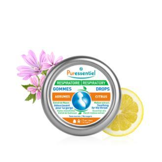 GOMINOLAS SUAVIZANTES RESPOK citricos 45gr.