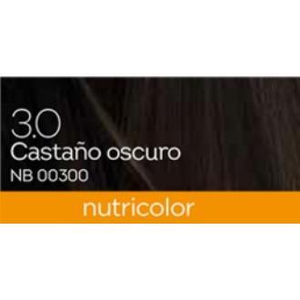 TINTE dark brown dye 140ml. castaño oscuro ·3.0
