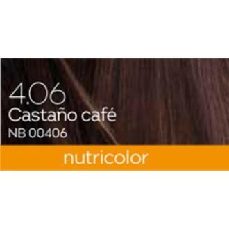 TINTE coffe brown dye 140ml. castaño cafe ·4.06