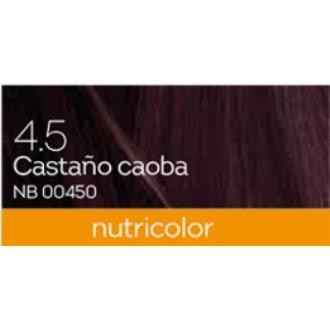 TINTE mahogany brown dye 140ml. castaño caoba ·4.5