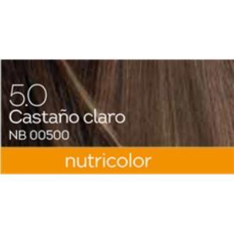 TINTE ligt brown dye 140ml. castaño claro ·5.0