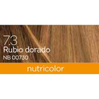 TINTE golden blond dye 140ml. rubio dorado ·7.3