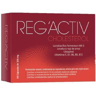 REG ACTIV cholesterol 60cap.