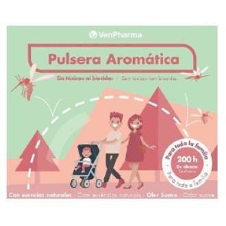 PULSERA AROMATICA antimosquitos 4ud.