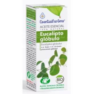 EUCALIPTO GLOBULUS aceite esencial 10ml. BIO