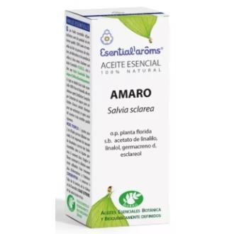 SALVIA SCLAREA (AMARO) aceite esencial 10ml.