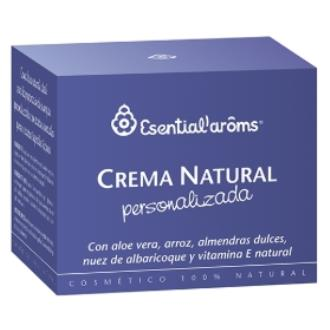 CREMA BASE natural personalizada 40gr.