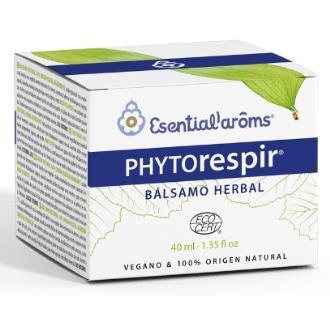 PHYTORESPIR  balsamo herbal (respir balm) 40ml.