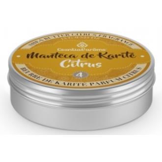 MANTECA DE KARITE citrus-pomelo 15gr. COSMOS