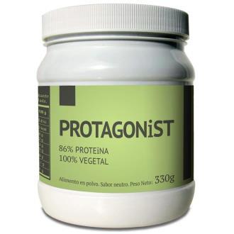 PROTAGONIST aislado proteina vegetal 330gr.
