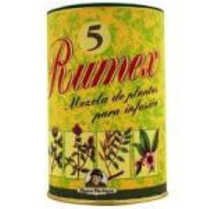 RUMEX 5 (depurativo) bote 80gr.