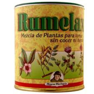 RUMELAX (laxante masticable) bote 140gr.