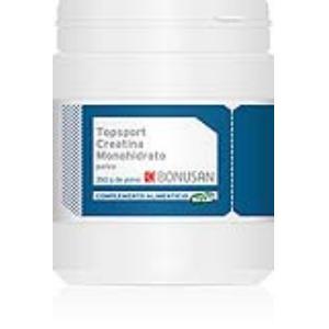 TOPSPORT creatina monohidrato polvo 350gr.