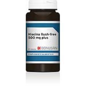 NIACINA flush-free 500mg. 60vcap.