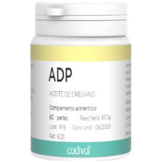 ADP (oregano emulsion) 60perlas